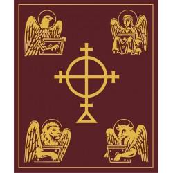 Богослужебное Евангелие-Апракос: по-церковнославянски и по-русски.