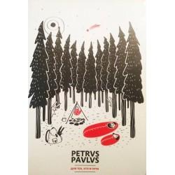 Тетрадь «В лесу». 48 л.