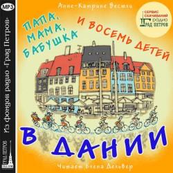 MP3. Папа, мама, бабушка и восемь детей в Дании