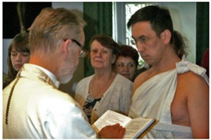 Пасхальное крещение продолжается!