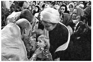 С верою и любовию да приступим: О том как совершалось таинство Евхаристии в советский период
