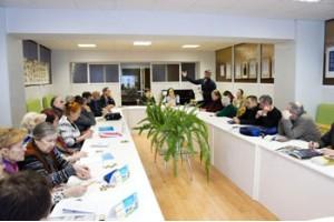 8 февраля газета «Кифа» была представлена литературной общественности Екатеринбурга
