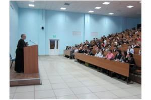 Профессор священник Георгий Кочетков. Беседа о христианском отношении к вопросам биоэтики.