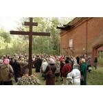 На Ржевском полигоне почтили память жертв «красного террора»