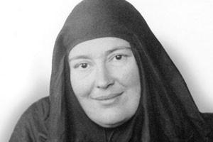 Вo Франции вышла в свет книга К.Кривошеиной о монахини Марии (Скобцовой)