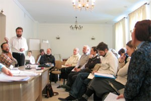 Ежегодная конференция миссионеров и катехизаторов Преображенского братства