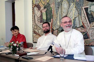 «Традиция святоотеческой катехизации: тема человека на основном этапе оглашения»