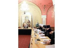 На четвертом заседании президиума Межсоборного присутствия