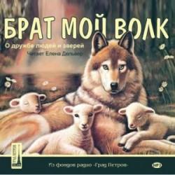 MP3. Брат мой Волк. О дружбе людей и зверей (аудиокнига)