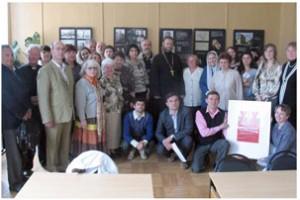 «Встречи со святыми не забывают!»: о закрытии выставки «Неперемолотые» в Рязани