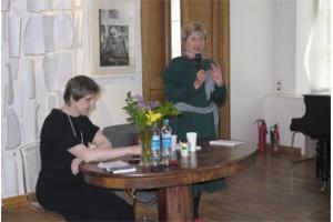Ольга Седакова представила свою новую книгу «Три путешествия»