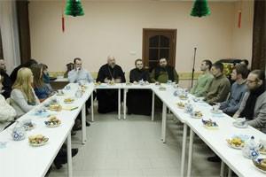 15 января протопресвитера Виталия Борового вспоминали в Свято-Никольском мужском монастыре Гомеля