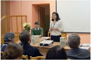 Вечер памяти архимандрита Сергия (Савельева) в Архангельске