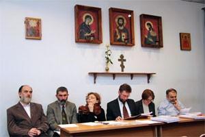 В Свято-Филаретовском институте состоялись защиты итоговых работ